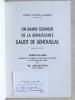 Un Grand Seigneur de la Renaissance. Galiot de Genouillac. Discours prononcé à l'Audience solennelle de rentrée du 16 septembre 1966 par M. Gouyon, ...