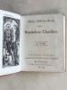 Etui-Bibliothek der Deutschen Classiker. N° 68 : S. G. Bürde's auserlesene Gedichte. Bürde, S. G. [ Samuel Gottlieb ]