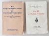 [ Lot de 2 titres sur l'Action Française ] Pie XI et l'Action Française ; La trop longue crise de l'Action Française.. Mgr SAGOT DU VAUROUX [ Sagot du ...