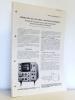"""Leçons d'oscillographie - """" Votre Carrière Radio et T.V. """" , Magazine de formation professionnelle permanente des Radioélectroniciens [ Série de 27 ..."""
