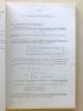 Electronique fondamentale - Notes prises au cours de MM. Y. Angel, M.-Y. Bernard et J.-P. Watteau [ 2 tomes : Tome I et Tome II - Cours du ...