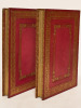Landscape Illustrations of the Waverley Novels with description of the Views (2 Volumes - Complete set). VARIOUS ARTISTS ; Collectif