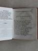 Etui-Bibliothek der Deutschen Classiker. N° XXXVIII et XLIII : Pfeffels Gedichte (Erste und zweite Auflage). PFEFFEL [ Gottlieb-Konrad - ...
