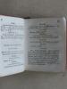 Etui-Bibliothek der Deutschen Classiker. N° XXXI : Die Verschwörung des Fiesko zu Genua. Trauerspiel von Friedrich von Schiller. VON SCHILLER, ...