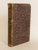Annales de Chimie et de Physique. Année 1817 - Volume I - Tome Quatrième [ Tome 4 - Tome IV ]  : Note sur la cause des changemens de couleur que ...