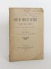 Les Noces de Thétis et de Pélée. Poème de Catulle traduit en vers français par Léon Paris [ Livre dédicacé par l'auteur ]. PARIS, Léon ; (CATULLE)