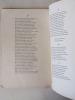 Le Bien Ducal. Poème de la Fin du XVe siècle par Jean Guilloche. Publié pour la première fois depuis le manuscrit unique de la Bibliothèque de Turin.. ...