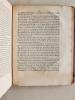 Traité sur les Libertés de l'Eglise gallicane. Avec quelques Déclarations et Arrêts concernant les Matières Bénéficiales.. BOUTARIC, Me Jean-François ...
