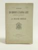 Lettre de Son Eminence Le Cardinal Lecot, Archevêque de Bordeaux sur la Situation Présente.. LECOT, Victor Lucien Sulpice Cardinal