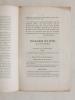 Programme Officiel des Fêtes Religieuses des 14, 17, 19 et 20 Mai [ 1863 - Bordeaux]. Collectif