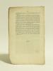 Instruction sur le Jubilé, ouvrage très-intéressant pour apprendre à connaître l'origine et la grande utilité de cette indulgence.. Anonyme