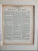 Atlas National contenant la Géographie physique, politique, historique, économique, militaire, agricole, industrielle et commerciale de la France et ...