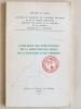 Catalogue des Publications de la Direction des Mines, de la Géologie et de l'Energie.. Ministère du Commerce ; Direction des Mines, de la géologie et ...