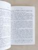 """Rencontre avec l'Islam. Supplément à la revue """"Europrospections"""" n°45 décembre 1985. AZERWAL, Habib ; Fraternitas Sancti Benedicti"""