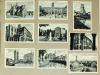 Recueil de 345 vues photographiques datant de 1954 : Belgrade - Padoue - Trieste - Venise - Gênes - Baalbeck - Beyrouth - Sousse - Sfax - Bizerte - ...