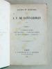 Contes et Légendes de J. T. de Saint-Germain (2 Tomes - Complet) Tome I : La légende de Mignon - Pour une épingle - La Fontaine de Médicis - La ...