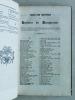 Tables littéraire et Bibliographique du Bulletin du Bouquiniste 1861-1862 [ Suivi de :] Tables littéraire et Bibliographique du Bulletin du ...