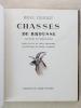 Chasses de Brousse , Savanes et Sortilèges. GUILLOT, René ; DEVILLERS, Maïa (ill.) ; DANDELOT, Pierre (ill.)
