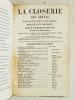 La Closerie des Genêts. Drame en Cinq Actes et huit tableaux, précédé d'un Prologue [Précéde de :] Au Directeur et aux Artistes de l'Ambigu-Comique [ ...