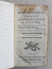 [ Recueil de 7 pièces de théâtre ] Le Père de Famille. Drame en cinq actes et en prose par M. Diderot [ Suivi de : ] Misanthropie et repentir. Drame ...