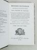 Histoire Naturelle des Oiseaux, par Leclerc de Buffon. Tome Dix-Neuvième [ Tome 19 seul ] Rédigé par C.S. Sonnini. LECLERC DE BUFFON ; SONNINI, C. S.