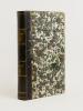 Histoire Naturelle des Oiseaux, par Leclerc de Buffon. Tome Vingt-deuxième [ Tome 22 seul ] Rédigé par C.S. Sonnini. LECLERC DE BUFFON ; SONNINI, C. ...