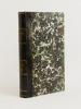 Histoire Naturelle des Oiseaux, par Leclerc de Buffon. Tome Vingt-troisième [ Tome 23 seul ] Rédigé par C.S. Sonnini. LECLERC DE BUFFON ; SONNINI, C. ...