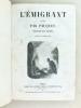 L'Emigrant de Ch. Rowcroft illustré par Pauquet ; Les Forêts Vierges de Mayne-Reid illustré par Harvey et J. Duvaux ; La Baie d'Hudson de Mayne-Reid ...