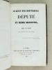 L'art de devenir Député et même Ministre, par un Oisif qui n'est ni l'un ni l'autre [ Edition originale - Livre dédicacé par l'auteur ]. Un OISIF ; [ ...
