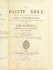 La Sainte Bible. Texte de la Vulgate, traduction française en regard avec commentaires. Les Nombres. [ Avec : ] Le Deutéronome.. TROCHON, Abbé ; ...