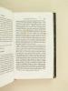 Sancti Ambrosii, Mediolanensis Episcopi, omnia quae extant Opera. Tomus Tertius : Tractatus de Scriptura : Apologiae David II - Enarrantiones in XII ...