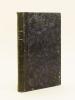 Essai sur Talleyrand. Traduit de l'anglais avec l'autorisation de l'auteur par M. Georges Perrot. [ Livre dédicacé par le traducteur ]. LYTTON BULWER, ...