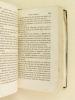 Histoire de Jésus-Christ d'après les textes contemporains [ Edition originale ]. FOISSET, M.