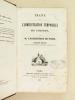 Traité de l'administration temporelle des paroisses [ Livre dédicacé par l'auteur ]. M. l'Archevêque de Paris ; [ AFFRE, Mgr. Denis ]
