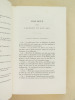 Physiologie du Goût précédée d'une notice par Alp. Karr.. BRILLAT SAVARIN ; (KARR, Alphonse ; BERTALL )