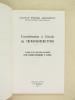 Contribution à l'étude de l'hémangiopéricytome : à propos d'une observation personnelle, étude anatomo-pathologique et clinique [ Livre dédicacé par ...