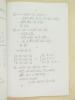 Équations intrinsèques du mouvement à trois dimensions des fluides à viscosité. [ Livre dédicacé par l'auteur ]. BOURRIERES, François-Joseph