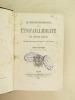 [ Mélanges théologiques ] Le Concile oecuménique et l'infaillibilité du Pontife romain, lettre pastorale adressée à son clergé par Henri Édouard, ...