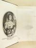 Henriette-Marie de France, reine d'Angleterre. Etude historique par le comte de Baillon, suivie de ses lettres inédites.. BAILLON, Comte de