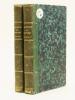 Conférences sur l'Histoire Evangélique prêchées à Rome par le P. Finetti (2 Tomes - Complet). FINETTI, P.