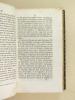 Discussion sur l'Usure. Ouvrage où l'on démontre que l'Usure modérée n'est contraire ni à l'Ecriture Sainte, ni au droit naturel, ni aux décisions de ...