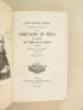 Recherches historiques et critiques sur la Compagnie de Jésus en France du temps du P. Coton (1564-1626) (5 Tomes - Complet).. PRAT, P. J. M.
