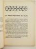 En Terre d'Islam. La Revue Française du Monde Musulman. Premier trimestre 1942. A. d'Alverny : La Piété populaire en Islam ; Lem : La rupture d'union ...
