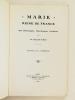 Marie Reine de France. Ses Pèlerinages, Sanctuaires, Oratoires.. GUILLIER-TURGIS, M. ; MASBRENIER, L. (ill.)