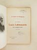 Un Apôtre de Madagascar. Le P. Louis Laboucarie, de la Compagnie de Jésus (1837-1901). CAMBOUE, Paul