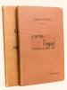 [ Lot de 2 livres ] Cartes et Croquis des Campagnes de 1589 à 1789 avec sommaires explicatifs [Avec : ] Cartes & Croquis des Campagnes de 1789 à nos ...