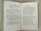 Decreta canones, censurae et praecepta Congregationum Generalium Societatis Jesu (3 Tomes - Complet) Tome I : Decreta Iae ad VIam Congr. Incl. ; Tome ...