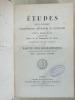 Etudes religieuses, philosophiques, historiques et littéraires, Supplément aux Tomes LXIV, LXV et LXVI [64, 65 et 66 ] -  Partie Bibliographique 1895, ...
