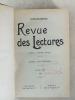 Romans-Revue. Revue des Lectures, Mensuel, littéraire, pratique. Dixième Année : 1923. BETHLEEM, Abbé Louis (dir.) ; Collectif