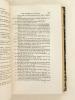 Tables générales des Tomes I à LXX de la Bibliographie Catholique. Du 1er juillet 1841 au 31 décembre 1884. (4 Tomes - Complet) Tome 1 : I à XXX ; ...